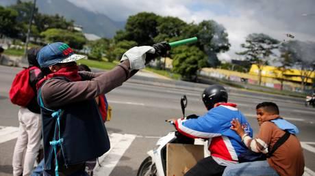 Βενεζουέλα: Προφυλακίστηκαν 27 φοιτητές που συμμετείχαν σε αντικυβερνητική διαδήλωση