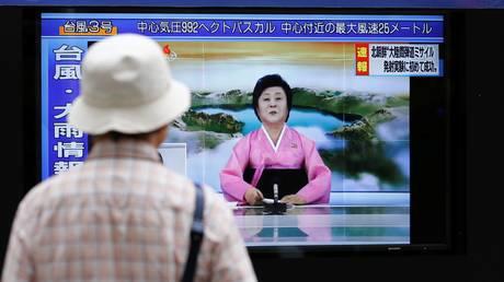 Βόρεια Κορέα: Επιτυχημένη η εκτόξευση διηπειρωτικού βαλλιστικού πυραύλου