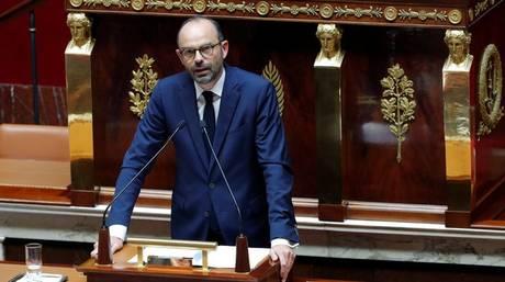 Γαλλία: Ψήφο εμπιστοσύνης έλαβε ο Φιλίπ – Οι δεσμεύσεις του στον γαλλικό λαό