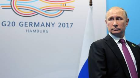 Γιατί το αεροσκάφος του Πούτιν άλλαξε πορεία ενώ πετούσε προς το Αμβούργο για την G20