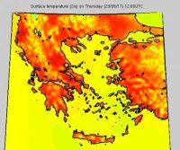 """Γ. Καλλιάνος: Άλλες 24 ώρες υπομονή – """"Έβρασε"""" στους 46°C η νότια Κρήτη"""