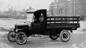 Εκατό χρόνια επαγγελματικά Ford
