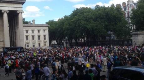 Εκκενώθηκε το Βρετανικό Μουσείο για λόγους ασφαλείας