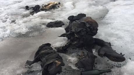 Εντοπίστηκαν τα μουμιοποιημένα πτώματα ζευγαριού που χάθηκε πριν από 75 χρόνια (vid)