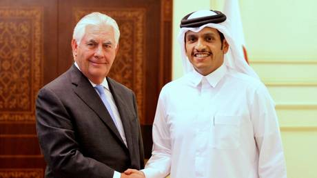 ΗΠΑ – Κατάρ υπέγραψαν συμφωνία για την καταπολέμηση τρομοκρατίας (pics&vids)