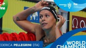 Η Πελεγκρίνι κέρδισε την Λεντέκι στα 200 μέτρα ελεύθερο! (vid)