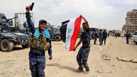 Μοσούλη: Ξεκίνησαν οι πανηγυρισμοί του ιρακινού στρατού – Θέμα χρόνου η ανακατάληψη (pics)