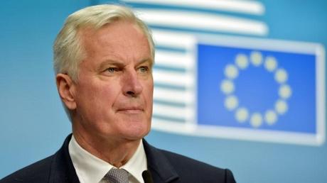 Μπαρνιέ: Οι Ευρωπαίοι στη Βρετανία να έχουν ίσα δικαιώματα με τους Βρετανούς στη ΕΕ