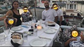 Οι οικογενειακές διακοπές του Σπανούλη (pic)