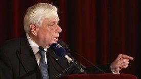 Παυλόπουλος: «Μας κάνατε υπερήφανους»
