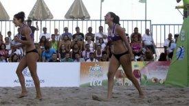 Πρωταθλήτριες Ελλάδας Πένυ Καραγκούνη, Κωνσταντίνα Τσοπούλου!
