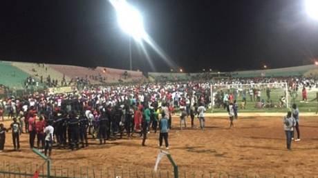 Σενεγάλη: Οκτώ νεκροί από ποδοπάτημα σε γήπεδο ποδοσφαίρου (pics&vids)