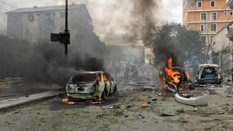 Σομαλία: Έξι νεκροί από την έκρηξη παγιδευμένου με εκρηκτικά αυτοκινήτου