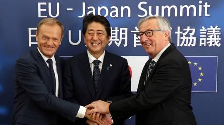Συμφωνία οικονομικής και εμπορικής συνεργασίας ΕΕ- Ιαπωνίας