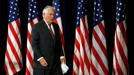 Τίλερσον: Είμαστε διατεθειμένοι να συζητήσουμε με τη Ρωσία για ζώνες απαγόρευσης πτήσεων στη Συρία
