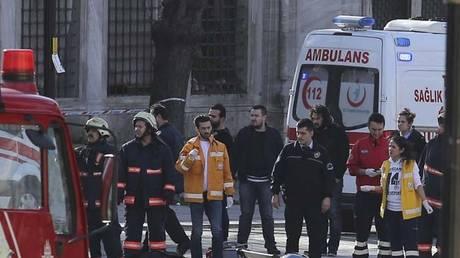 Τουρκία: 17 στρατιώτες τραυματίστηκαν κατά την διάρκεια έκρηξης του οχήματός τους