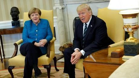 Τραμπ-Μέρκελ μίλησαν για το κλίμα και τη Σύνοδο της G20