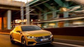 Arteon, η νέα πολυτέλεια της VW (pics & vid)