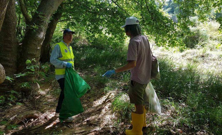 Ο Δήμος Κηφισιάς πραγματοποίησε δράση καθαρισμού του Κηφισού