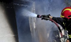 Εκτακτο: Φωτιά στη Δ'ΔΟΥ στα Εξάρχεια – Επιχείρηση απεγκλωβισμού εργαζομένων