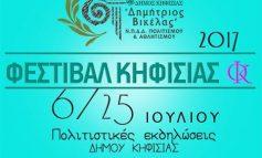 Απόψε 6/07 στο Δημαρχείο Κηφισιάς ο Χρήστος Νικολόπουλος