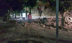 Δύο νεκροί και δεκάδες τραυματίες από τον ισχυρό σεισμό 6,4 Ρίχτερ μεταξύ Ρόδου, Κω - Σοβαρές ζημιές στο λιμάνι