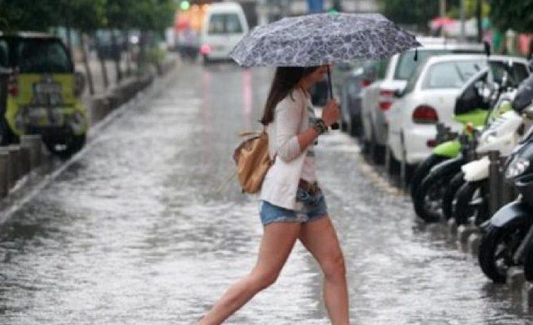 Ο καιρός: Βροχές και πτώση της θερμοκρασίας