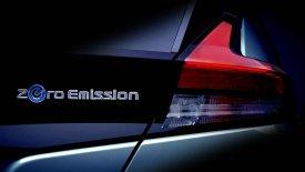 «Καταπληκτική αισθητική» για το νέο Nissan Leaf (vid)