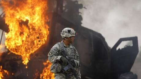 «Το Αφγανιστάν θα γίνει νεκροταφείο για τις ΗΠΑ»: Οι Ταλιμπάν απαντούν με απειλές στον Τραμπ