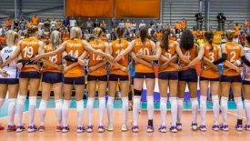 Αήττητη η Ολλανδία στα προκριματικά του Παγκοσμίου Γυναικών στο βόλεϊ