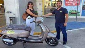 Ακόμα ένα scooter χάρισαν τα MrKTEO