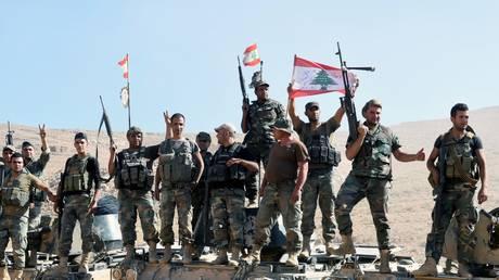 Απωθήθηκαν οι τζιχαντιστές από τη λιβανο-συριακή μεθόριο