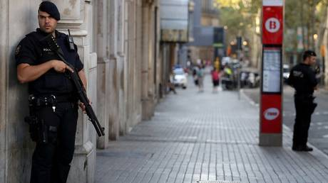 Βαρκελώνη: Ελεύθερος αφέθηκε ένας ύποπτος για την τρομοκρατική επίθεση