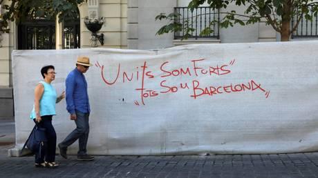 Βαρκελώνη: Οι δράστες σχεδίαζαν να αιματοκυλήσουν την πόλη (pics&vid)