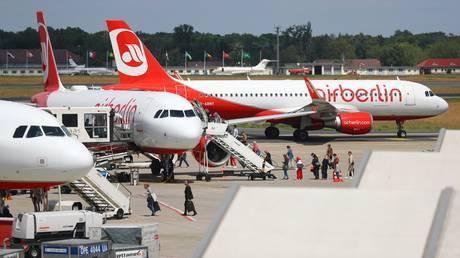 Γερμανία: Διαμάχη για την κρατική ενίσχυση στην Air Berlin