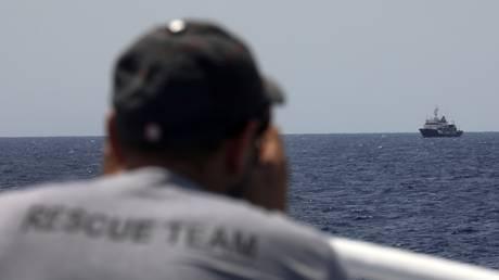 Διάσωση 339 μεταναστών στα στενά του Γιβραλτάρ