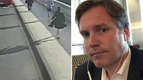 Διασύρθηκε εκατομμυριούχος τραπεζίτης – Δεν είναι ο jogger που έσπρωξε τη γυναίκα σε λεωφορείο