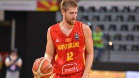 Εκτός Eurobasket o Ράντοβιτς του Μαυροβουνίου (pic)