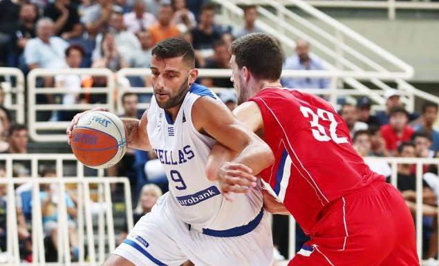 Ελλάδα – Σερβία 67-69