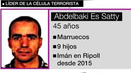 Επίθεση στη Βαρκελώνη: Έρευνες για τον ιμάμη που διέμενε στις Βρυξέλλες το 2016 (Pics&vids)