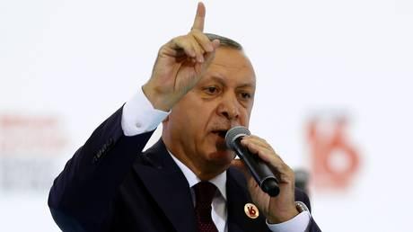 Ερντογάν σε Γκάμπριελ: Ποιος είσαι εσύ για να μιλάς για τον πρόεδρο της Τουρκίας;
