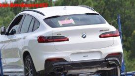 Η νέα BMW X4 χωρίς καμουφλάζ