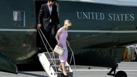 Θύελλα αντιδράσεων για την επίδειξη πλούτου της συζύγου του Αμερικανού υπουργού Μνούτσιν