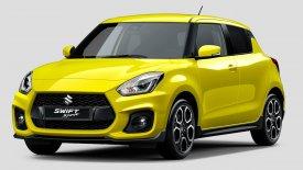 Ιδού το νέο Suzuki Swift Sport