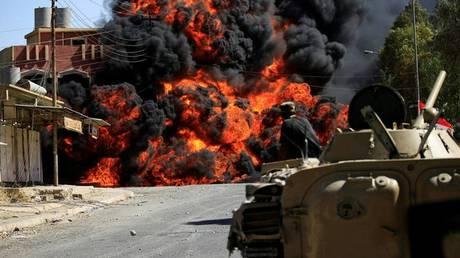 Ιράκ: Θέμα χρόνου να ανακτήσουν οι ιρακινές δυνάμεις την Ταλ Αφάρ από τους τζιχαντιστές