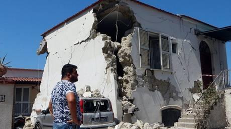 Ιταλία: Φτιαγμένα με «σκάρτα» υλικά πολλά σπίτια της Ίσκια, λέει ο υπεύθυνος Πολιτικής Προστασίας