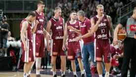 Λετονία – Λιθουανία 87-77