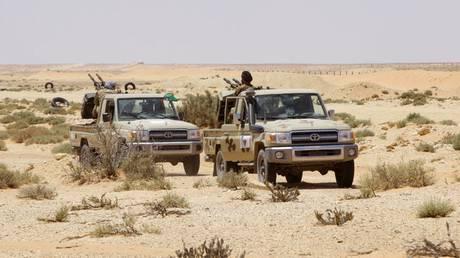 Λιβύη: Έντεκα άνθρωποι αποκεφαλίστηκαν από τζιχαντιστές του Ισλαμικού Κράτους