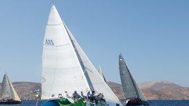 Μάντης – Καγιαλής διατηρούν το προβάδισμα στην Αegean Regatta