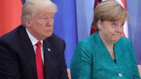 Μέρκελ: Πρέπει να αντιμετωπίζουμε με σεβασμό τον Ντόναλντ Τραμπ